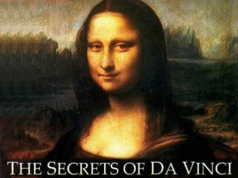 logo Secrets of Da Vinci