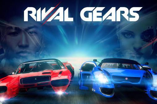 Rival gears capture d'écran