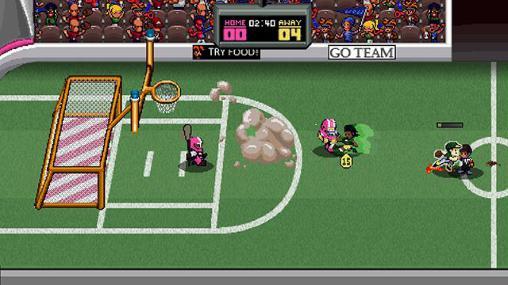 Super slam dunk touchdown скріншот 1