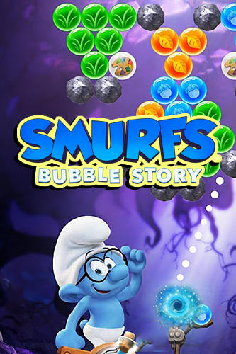 Smurfs bubble story screenshot 1