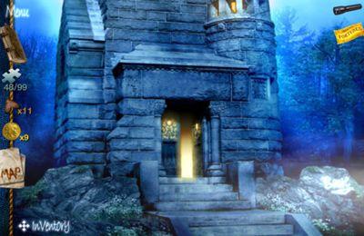 Abenteuer-Spiele: Lade Das Geisterhaus auf dein Handy herunter