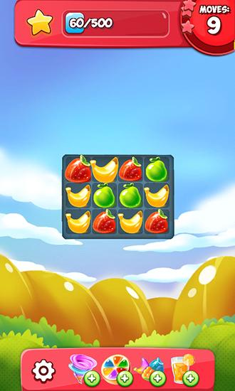 Juice fruit pop for Android