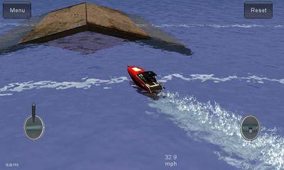 Rennspiele Absolute RC Boat Sim für das Smartphone