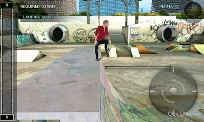 Boardtastic Skateboarding 2 Screenshot