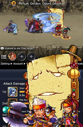 Soul saver: Idle RPG screenshot 4