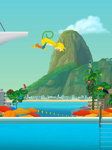 Rio 2016: Diving champions captura de tela 3
