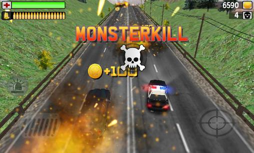 Police monsterkill 3d for Android