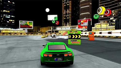 Dubai racing 2 für Android