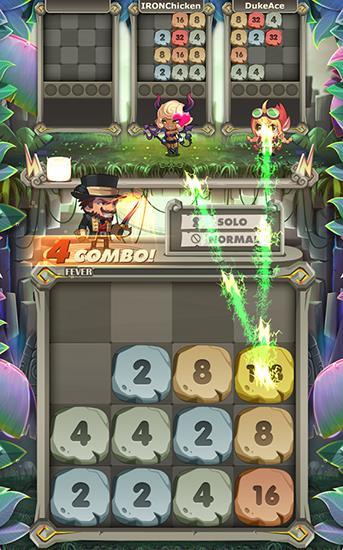 2048 busters screenshot 1