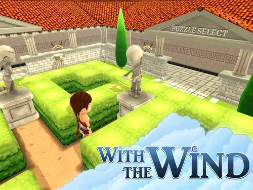 logo Mit dem Wind