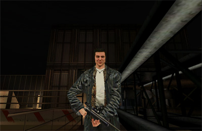 Action games: download Max Payne Mobile to your phone