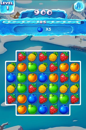Ice fruit journey für Android