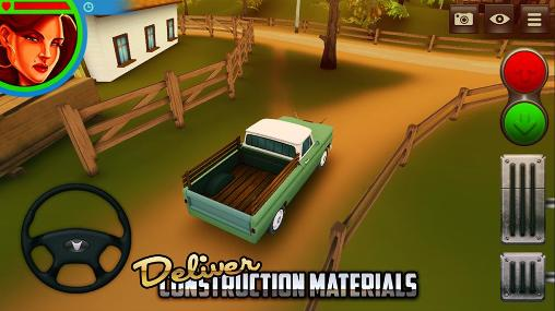 Simulator-Spiele USA driving simulator für das Smartphone