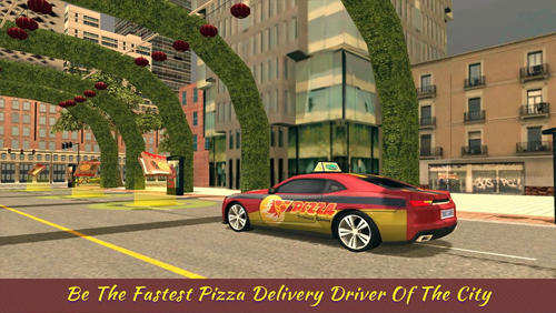 Crazy pizza city challenge 2 скриншот 1