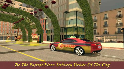 Crazy pizza city challenge 2 screenshots