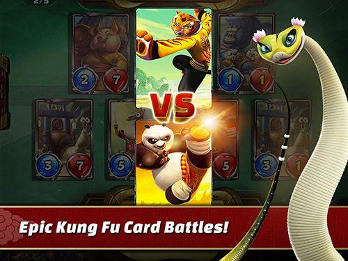 de société Panda Kung Fu: Combat du destin