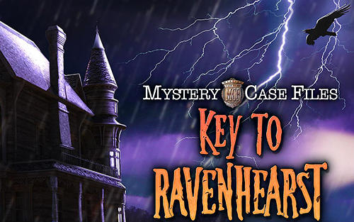 Mystery case files: Key to ravenhearst скріншот 1