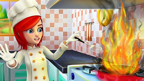 Kulinarisch Burger maker 3D auf Deutsch