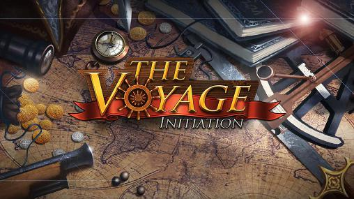 The voyage: Initiation Screenshot