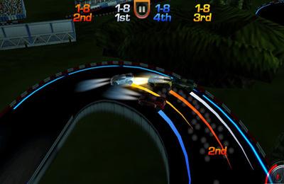 Carreras en curva 2 HD