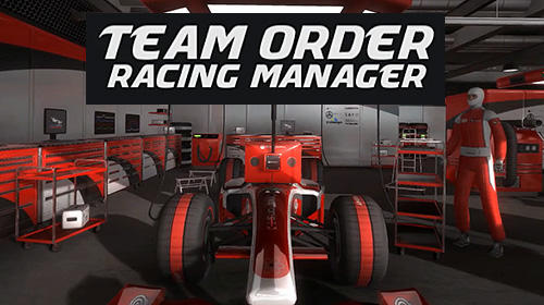 Team order: Racing manager captura de pantalla 1