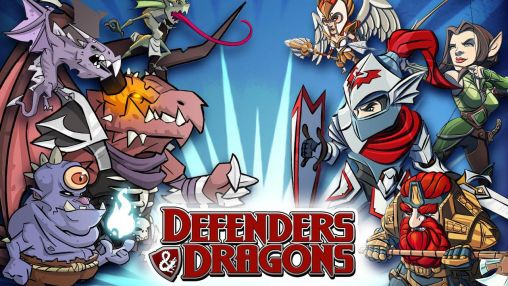 Defenders & dragons captura de pantalla 1