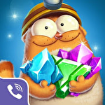 Viber: Diamond rush Symbol