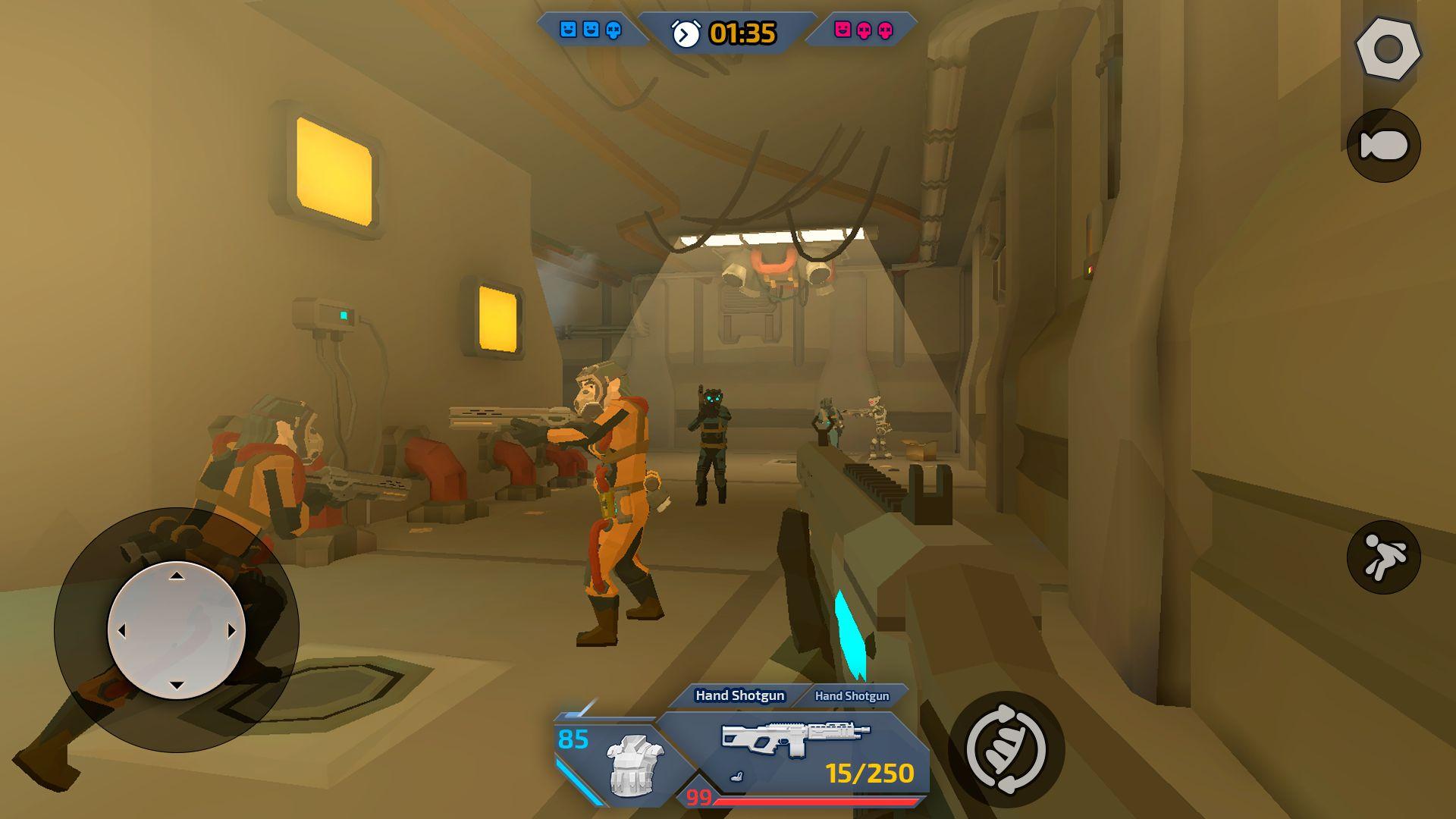 CALL OF GUNS: survival duty mobile online FPS captura de pantalla 1