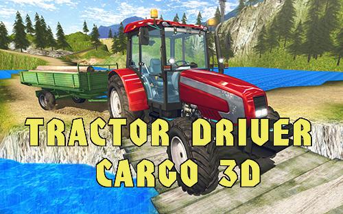 Tractor driver cargo 3D скріншот 1