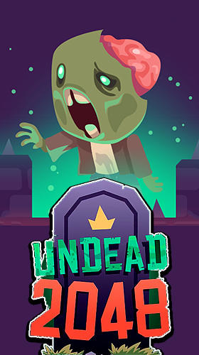 Undead 2048 Screenshot