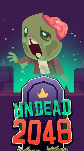 Undead 2048 captura de pantalla 1