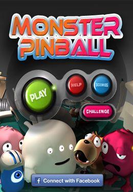 logo Monster Pinball