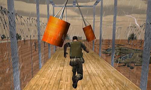 US army course training school game en français