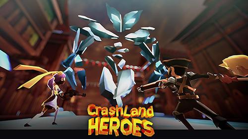 Crashland heroes screenshot 1