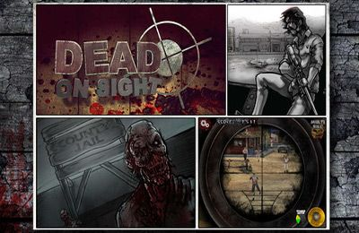 Arcade games: download Dead On Sight to your phone