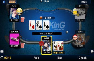 Holdem Poker de Texas para iPhone