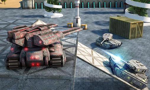 Tank future force 2050 pour Android