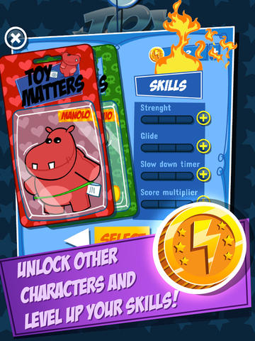 Arcade: download Toy Matters for your phone