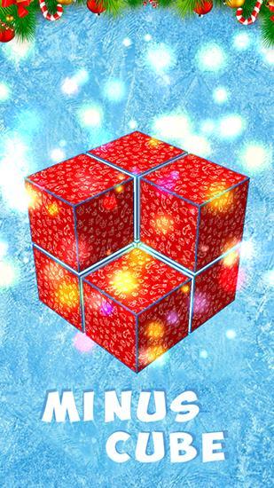 Minus cube: 3d puzzle game Screenshot