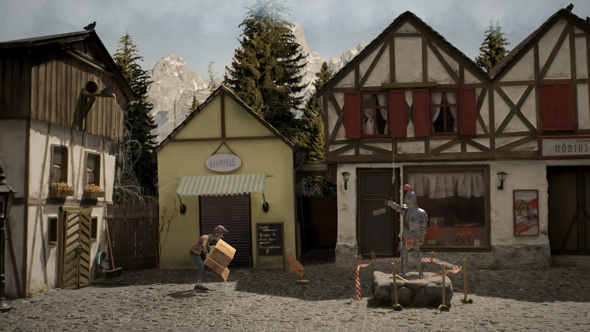 Truberbrook screenshot 1