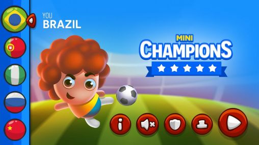 Simulation Mini champions für das Smartphone