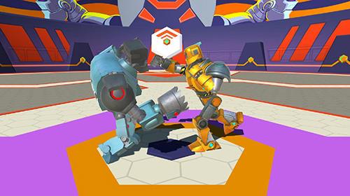 Robozuna screenshot 1