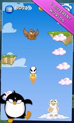 Jelly Jump captura de pantalla 1