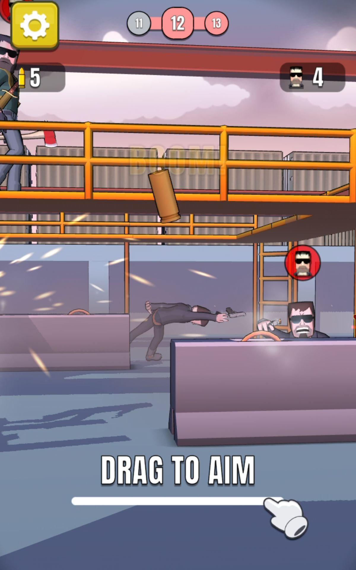Sharpshooter Blitz capture d'écran 1