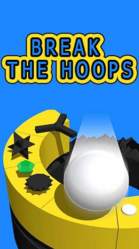 Break the hoops Screenshot