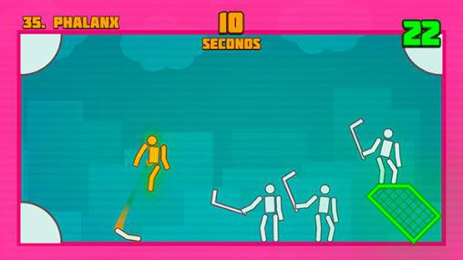 Popping sports for Android