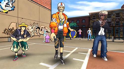 Basketball hero скриншот 1
