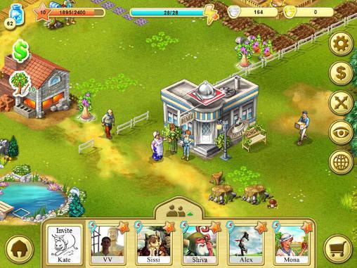 de stratégie Farm up pour smartphone