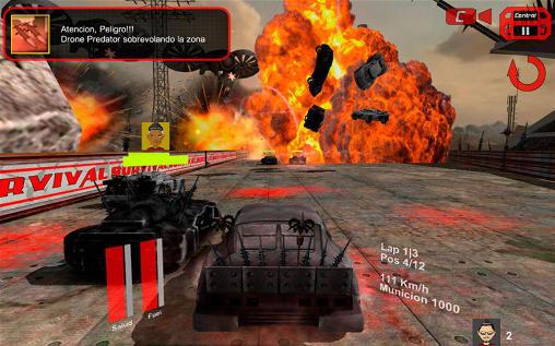 Final race Screenshot