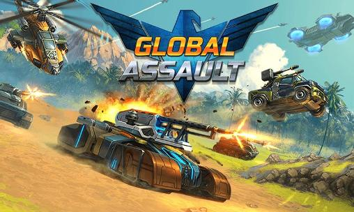 логотип Глобальное нападение